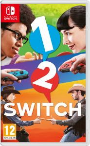 Gra 1, 2, Switch (Nintendo SWITCH)