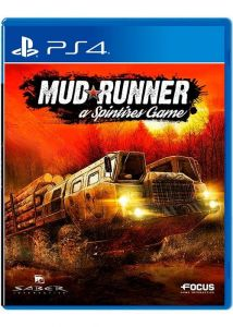 Gra Spintires: MudRunner (PS4)
