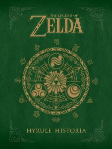 Książka The Legend of Zelda Hyrule Historia