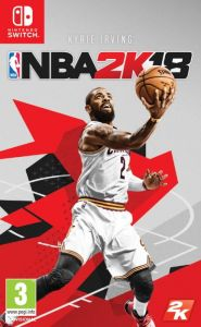 Gra NBA 2k18 Legend Edition (Nintendo Switch)