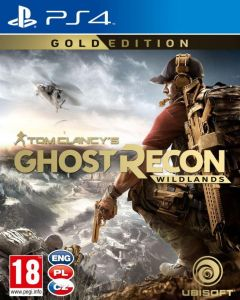 Gra Ghost Recon Wildlands GOLD (PS4)