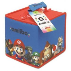 Amiibo 8 Figure Travel Case