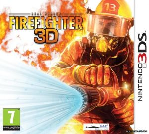 Gra Real Heroes: Firefighter 3D (Nintendo 3DS)