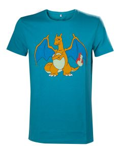 T-shirt Pokemon Charizard