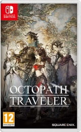 Gra Octopath Traveler (Nintendo Switch)