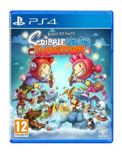Gra Scribblenauts Showdown (PS4)