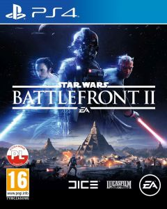 Gra Star Wars Battlefront II (PS4)