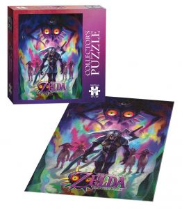 Puzzle - The Legend of Zelda Majora's Mask Incarnation