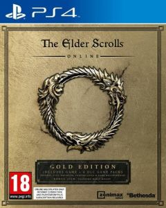 Gra The Elder Scrolls Online: Gold Edition (PS4)