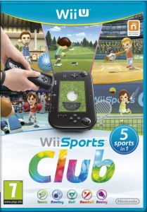 Gra Wii Sports Club (WiiU)
