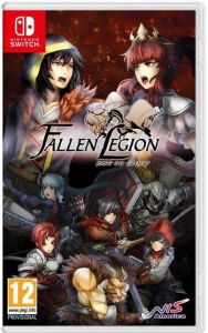 Gra Fallen Legion: Rise to Glory (Nintendo Switch)