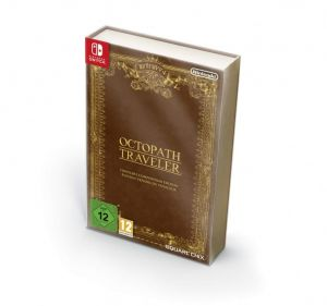 Gra Octopath Traveler Edycja Traveler's Compendium (Nintendo Switch)