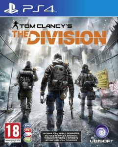 Gra The Division (PS4)