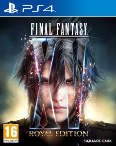Gra Final Fantasy XV: Royal Edition (PS4)