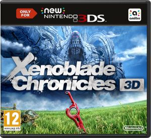 Gra Xenoblade Chronicles 3D (New 3DS)