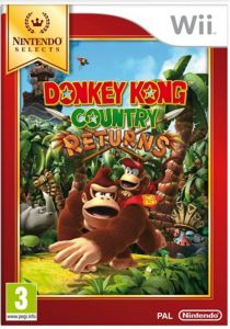 Gra Donkey Kong Country Returns Selects (Nintendo Wii)