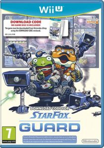 Gra Star Fox Guard (Nintendo WiiU)