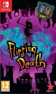 Gra Flipping Death (Switch)