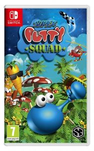 Gra Super Putty Squad (Nintendo Switch)