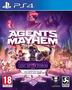 Gra Agents of Mayhem (PS4)