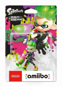 Amiibo Splatoon - Inkling Boy