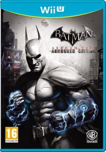 Gra Batman: Arkham City - Armored Edition (Nintendo WiiU)