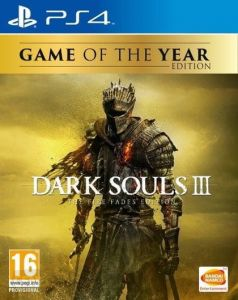 Gra Dark Souls 3: The Fire Fades Edition GOTY (PS4)