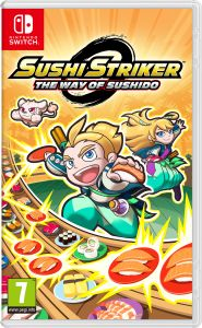 Gra Sushi Striker: The Way of Sushido (Nintendo Switch)