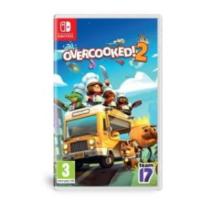 Gra Overcooked 2 (Nintendo Switch)