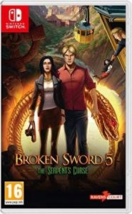 Gra Broken Sword 5 - The Serpent's Curse (Switch)