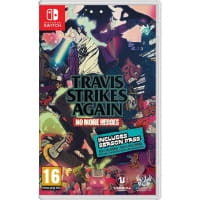 Gra Travis Strikes Again: No More Heroes (Nintendo Switch)