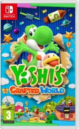 Gra Yoshi's Crafted World (Nintendo Switch)