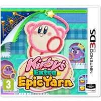 Gra Kirby's Extra Epic Yarn (3DS)
