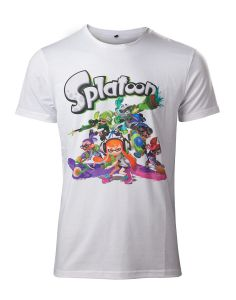 T-shirt Splatoon