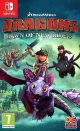 Gra DreamWorks Dragons Dawn of New Riders (Nintendo Switch)
