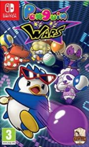 Gra Penguin Wars  (Nintendo Switch)
