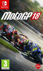 Gra MotoGP 18 (Nintendo Switch)