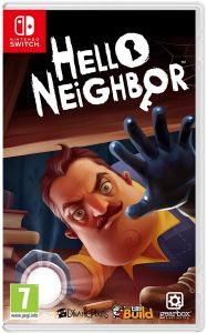 Gra Hello Neighbor (Nintendo Switch)
