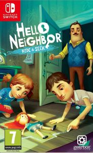 Gra Hello Neighbor : Hide & Seek (Nintendo Switch)