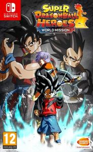 Gra Super Dragon Ball Heroes : World Mission (Nintendo Switch)