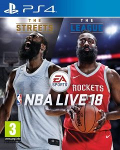 Gra NBA LIVE 18: The One EDITION (PS4)
