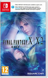 Gra Final Fantasy X / X-2 HD Remaster (Nintendo Switch)
