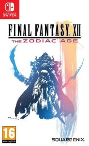 Gra Final Fantasy XII: The Zodiac Age (Nintendo Switch)