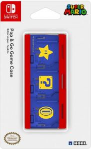 Game Card Case Pop & Go - Super Mario (Switch)