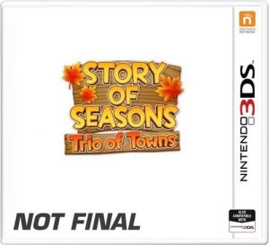 Gra Story of Seasons: Trio of Towns (Nintendo 3DS)