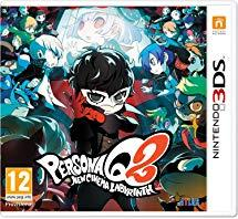 Gra Persona Q2: New Cinema Labyrinth (Nintendo 3DS)