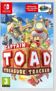 Gra Captain Toad: Treasure Tracker (Nintendo Switch)