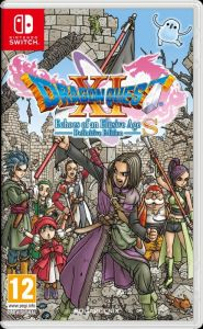 Gra Dragon Quest XI S: Echoes of an Elusive Age – Definitive Edition (Nintendo Switch)