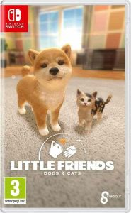 Gra Little Friends: Dogs and Cats (Nintendo Switch)