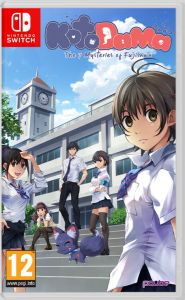Gra Kotodama: The 7 Mysteries of Fujisawa (Nintendo Switch)